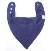 Bandana Bib Large Navy
