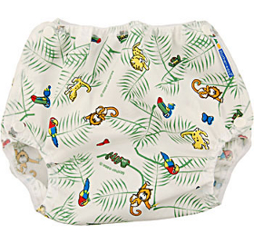 Airflow nappy wrap - rainforest